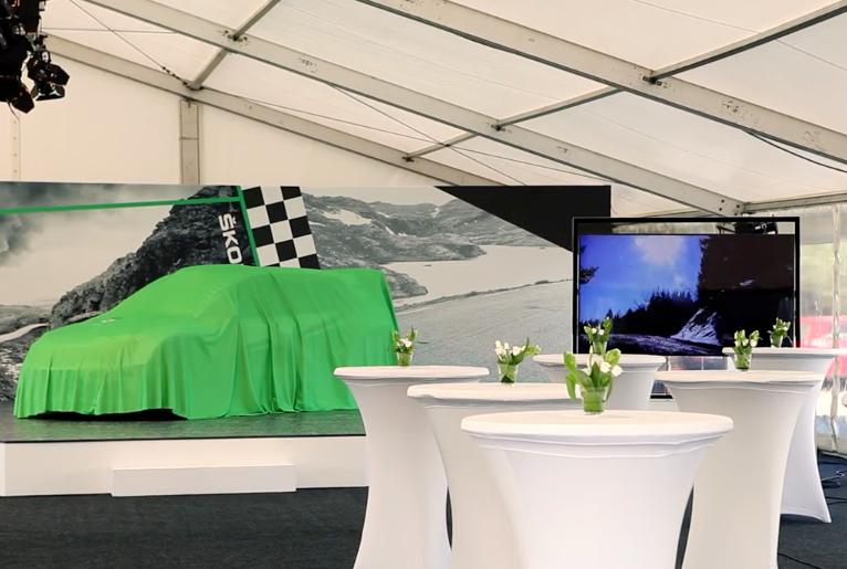 Event ŠKODA Motorsport – Bělá pod Bezdězem